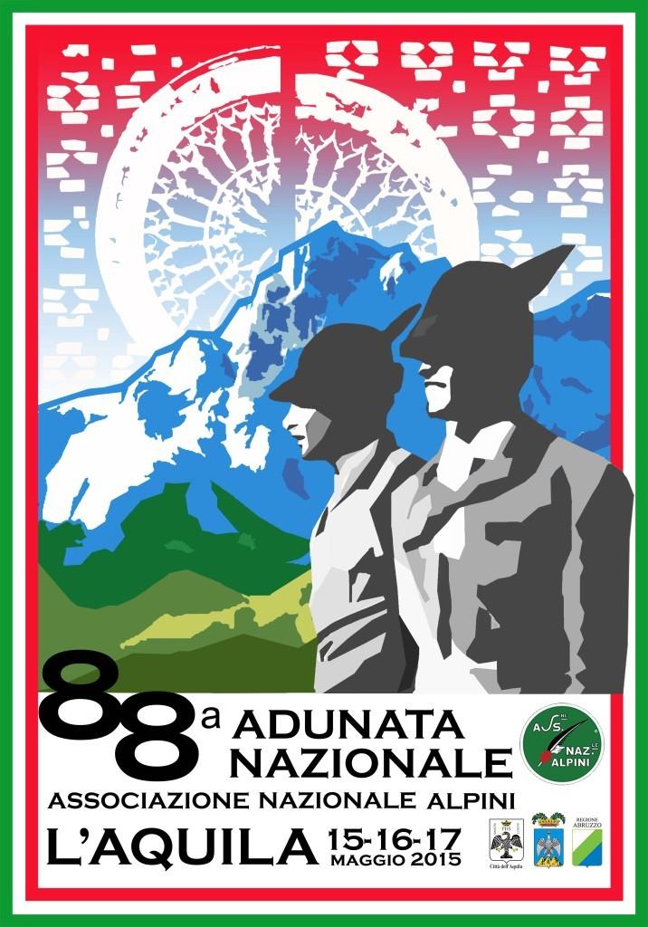 88a Adunata Nazionale - L'Aquila